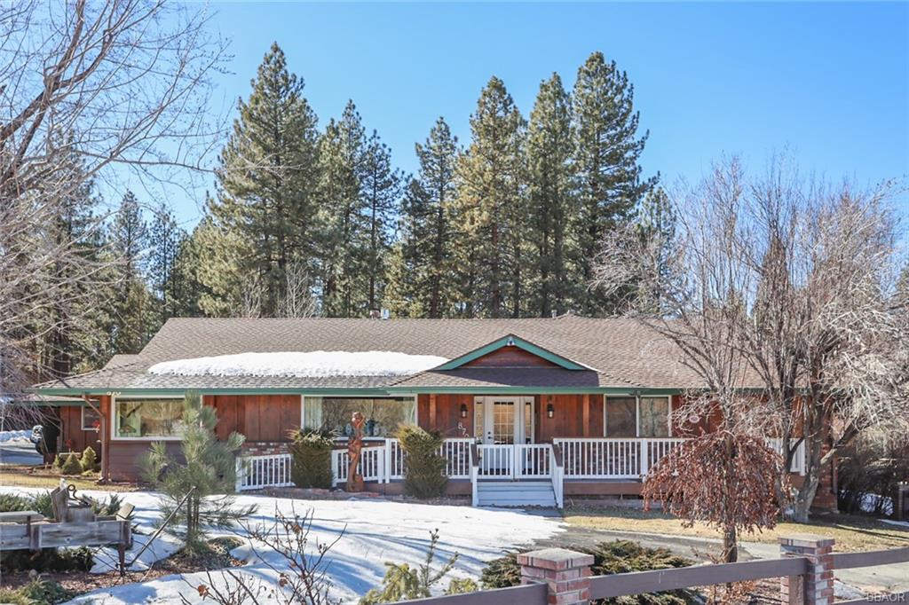 870 Club View Drive Property Photo - Big Bear Lake, CA real estate listing