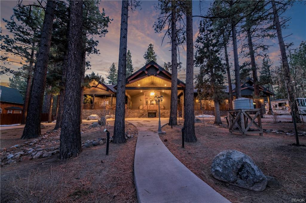 1968 Shady Lane Lane Property Photo - Big Bear City, CA real estate listing