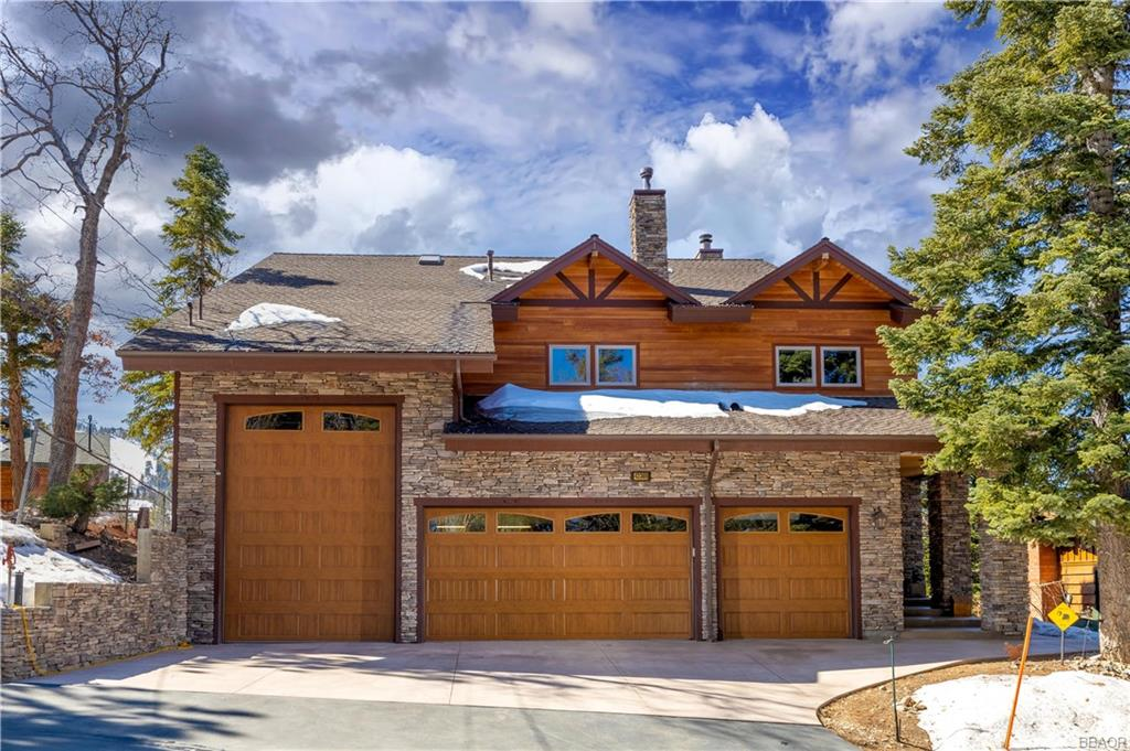 43369 Ridge Crest Drive Property Photo - Big Bear Lake, CA real estate listing