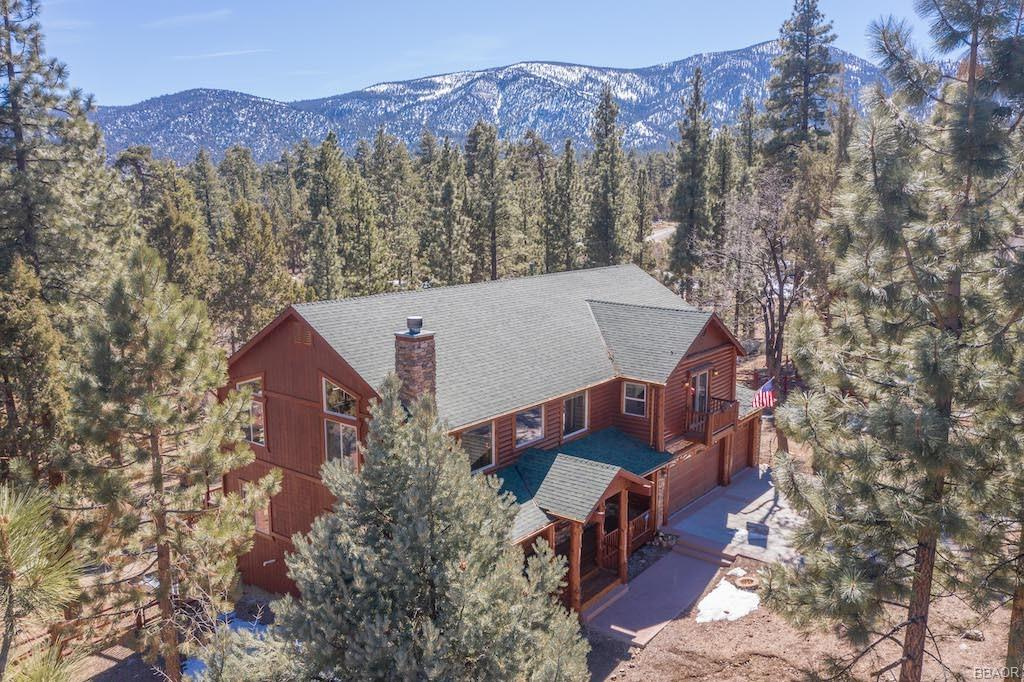 1052 Heritage Trail Property Photo - Big Bear City, CA real estate listing