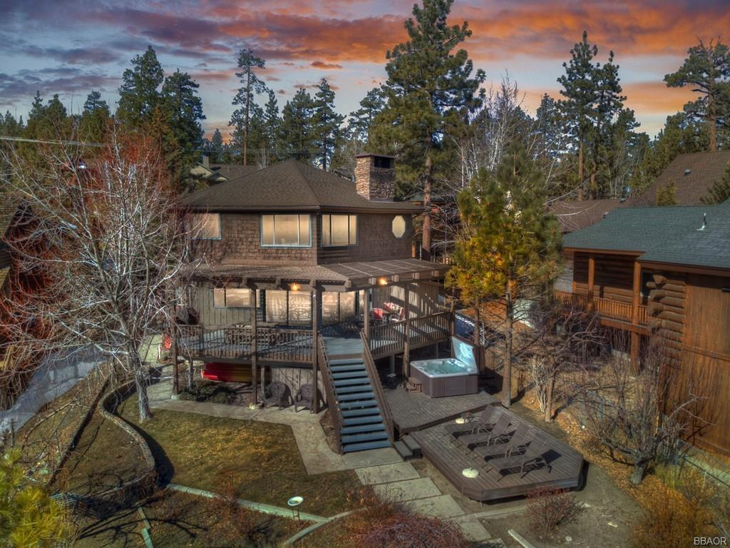 40180 Lakeview Drive Property Photo - Big Bear Lake, CA real estate listing