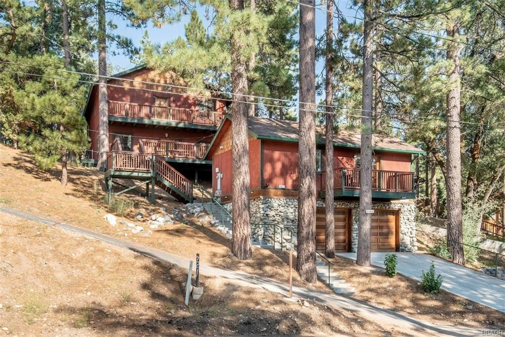 921 Elk Road Property Photo - Big Bear Lake, CA real estate listing