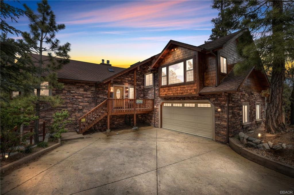 43645 Colusa Drive Property Photo - Big Bear Lake, CA real estate listing