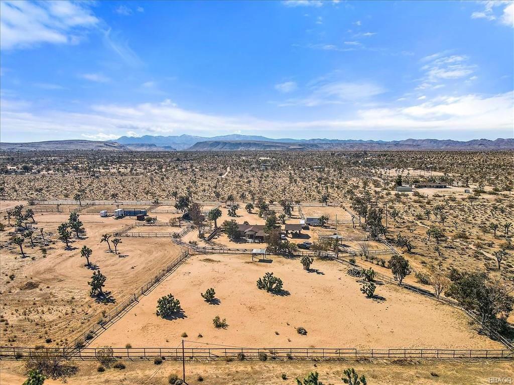 2750 El Dorado Property Photo - Yucca Valley, CA real estate listing