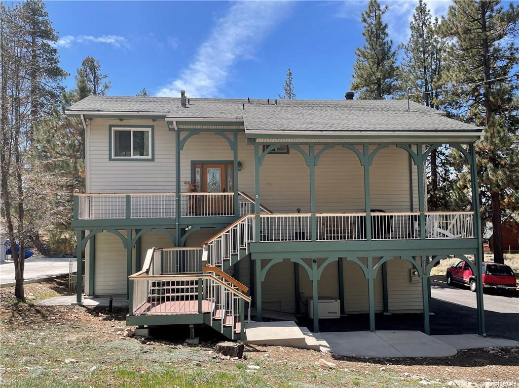 39651 Flicker Road Property Photo - Fawnskin, CA real estate listing