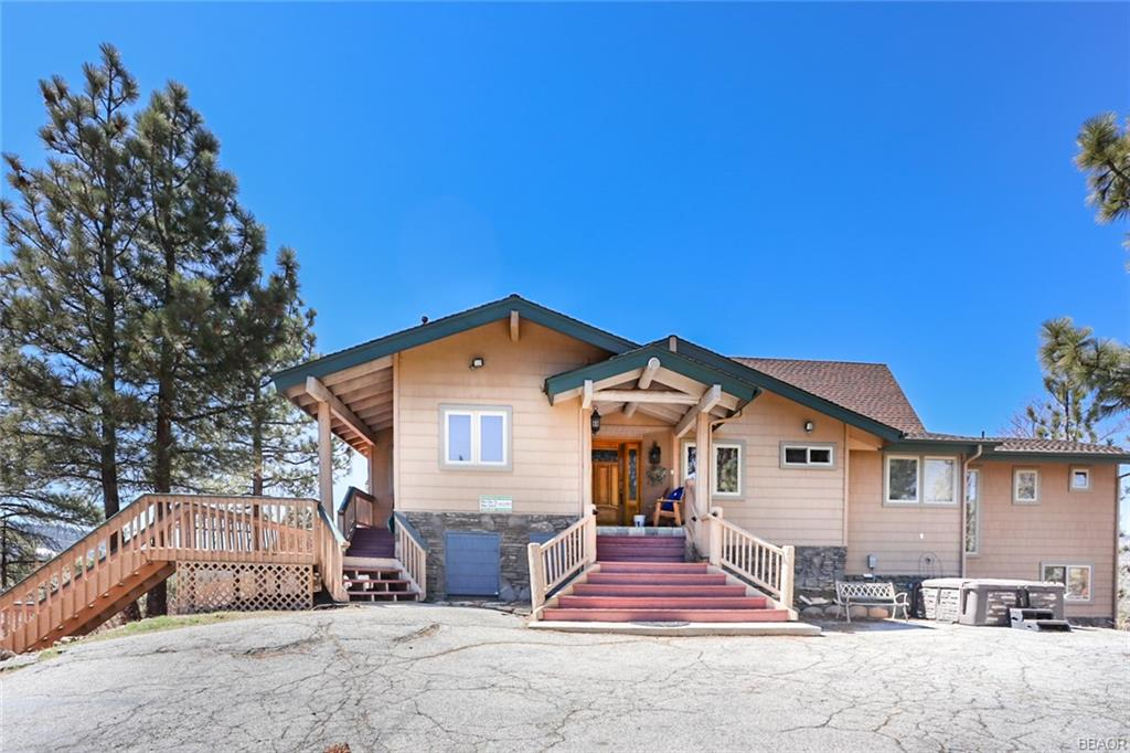 991 Alpine Way Property Photo - Big Bear City, CA real estate listing