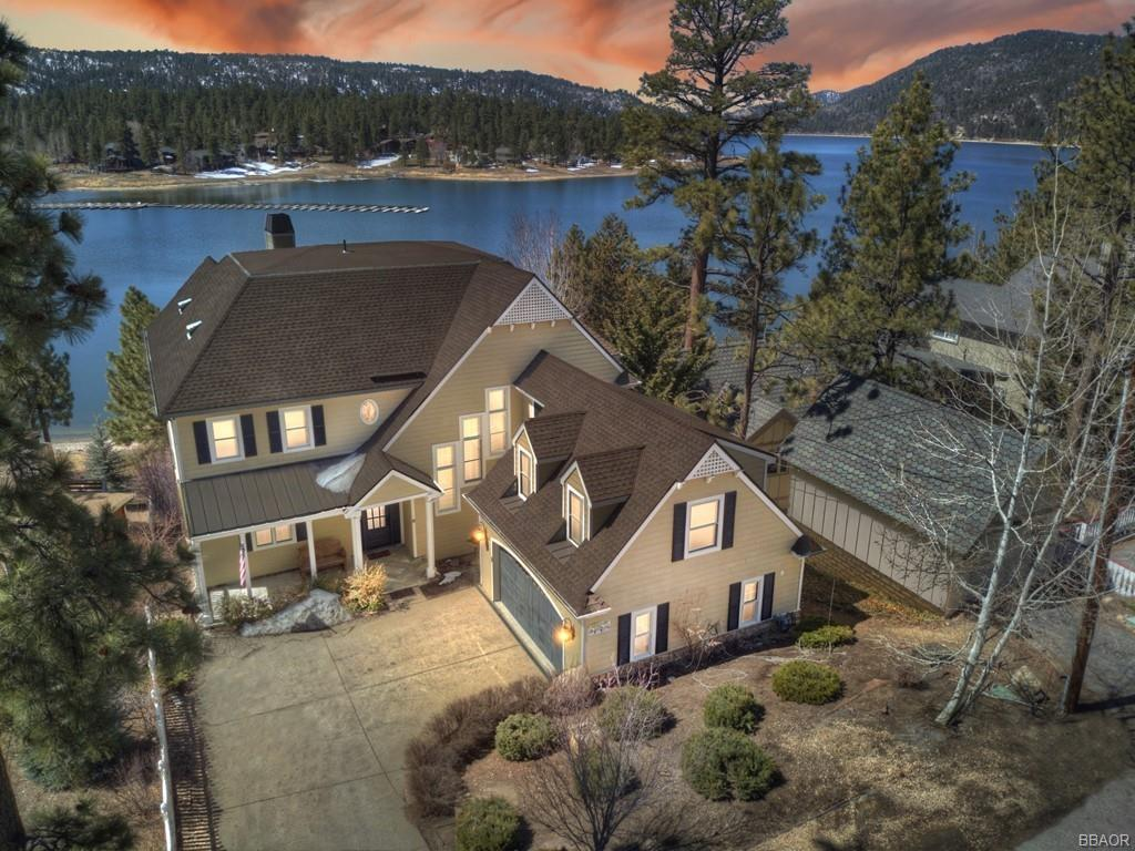 39543 Lake Property Photo - Big Bear Lake, CA real estate listing