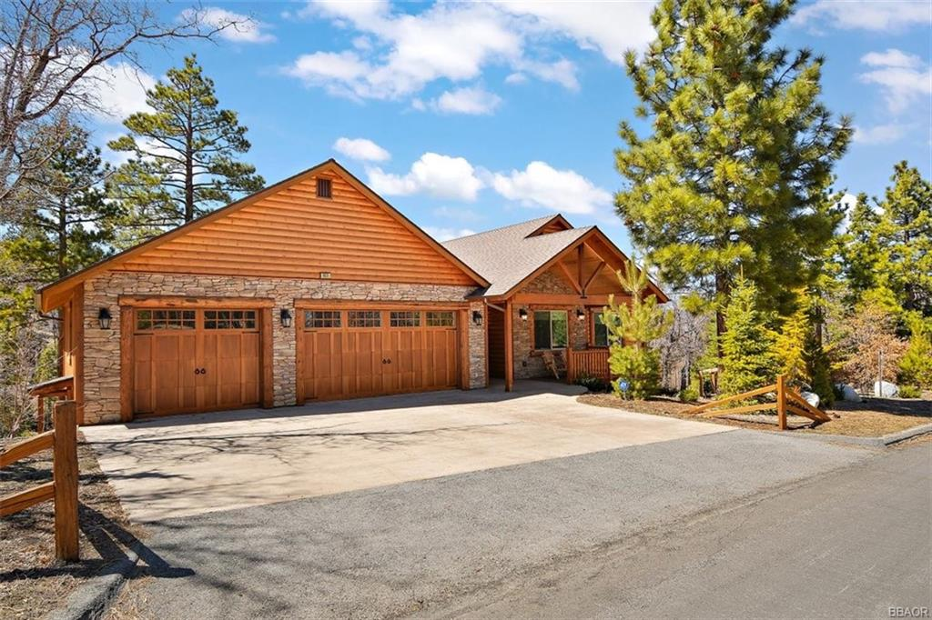 1631 Tuolumne Road Property Photo - Big Bear City, CA real estate listing