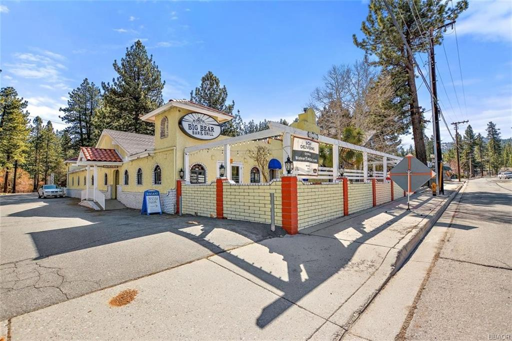 42164 Moonridge Way Property Photo - Big Bear Lake, CA real estate listing