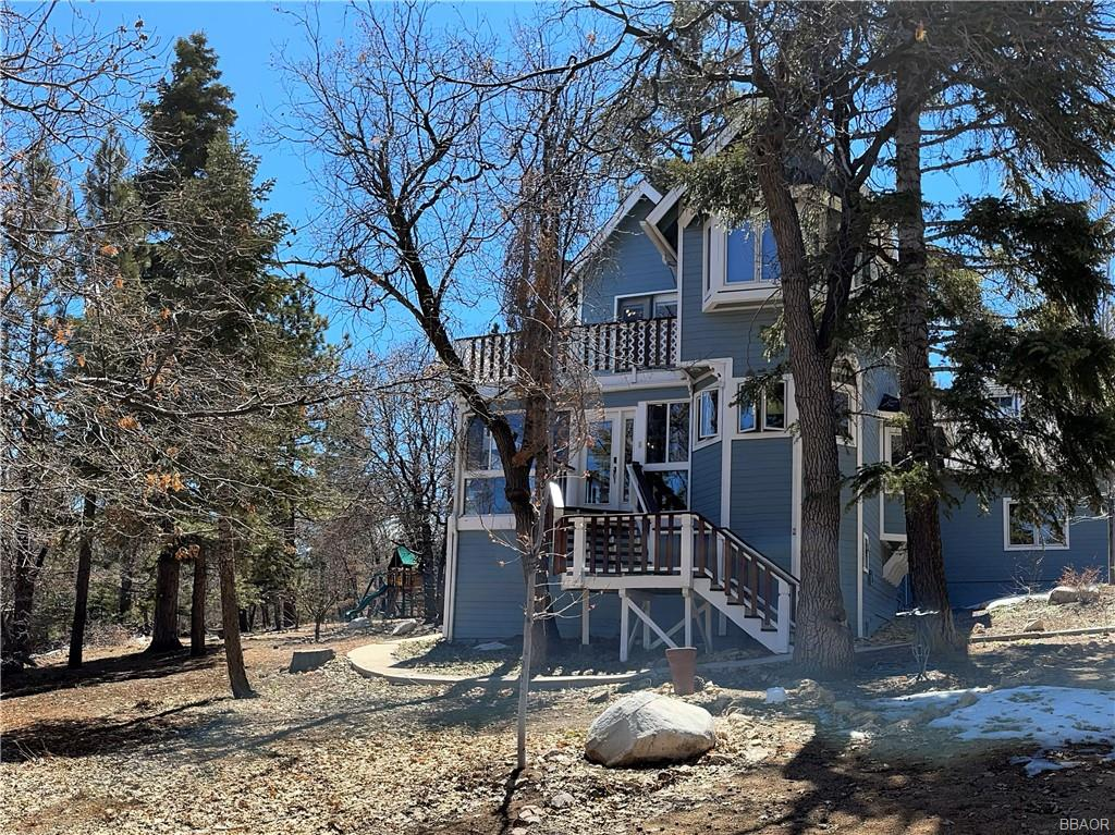 1192 Alameda Court Property Photo - Big Bear City, CA real estate listing