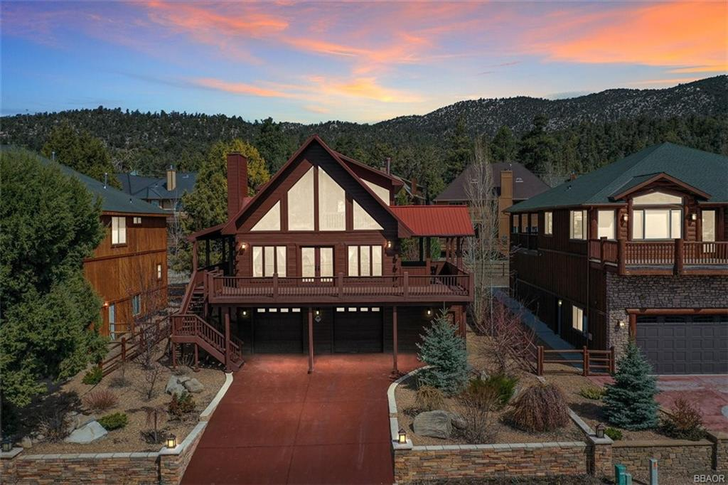 42476 Bear Loop Property Photo - Big Bear City, CA real estate listing