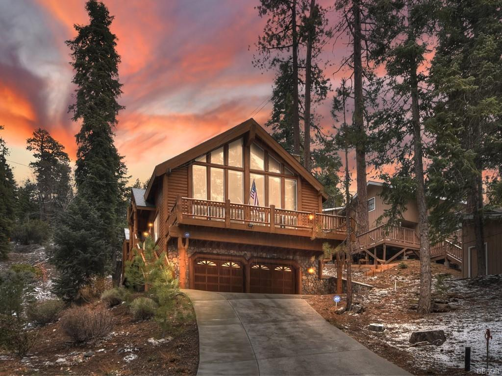 1287 Bruin Trail Property Photo - Fawnskin, CA real estate listing