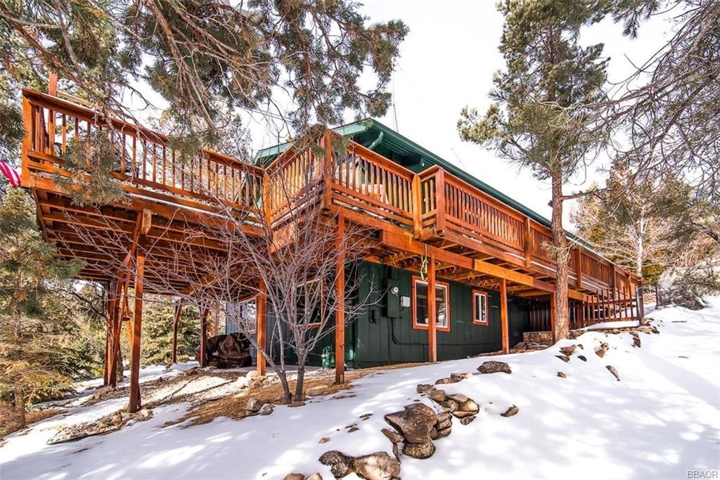 943 Antelope Mountain Drive Property Photo
