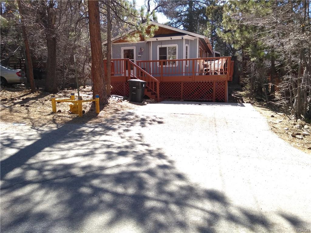 750 Pine Lane Property Photo - Big Bear City, CA real estate listing