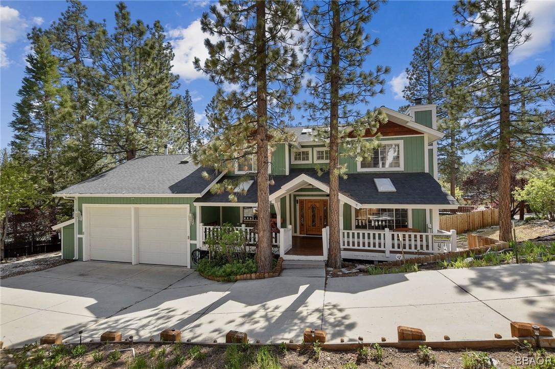 820 Antelope Mountain Drive Property Photo