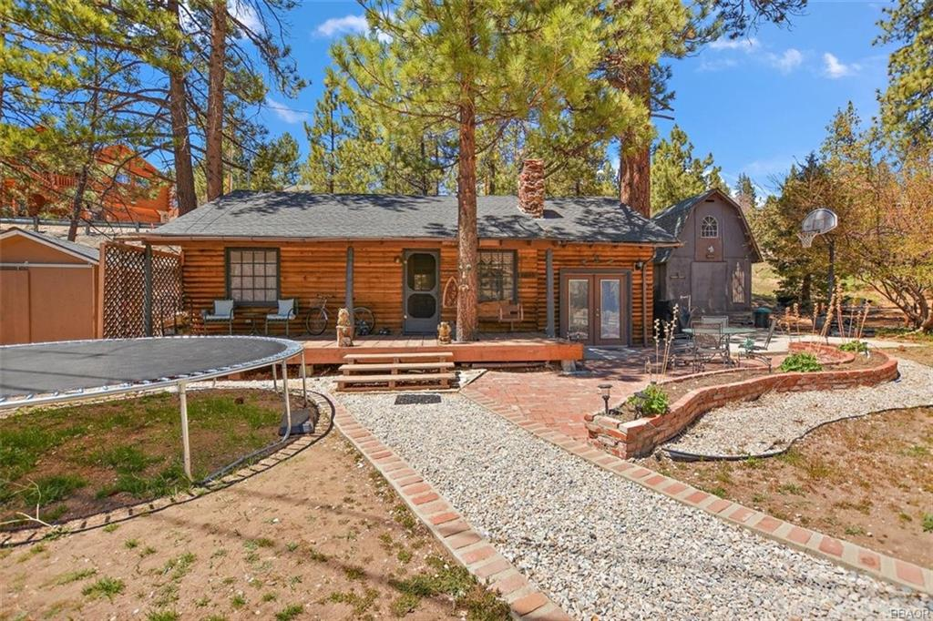 39335 North Shore Drive Property Photo - Fawnskin, CA real estate listing