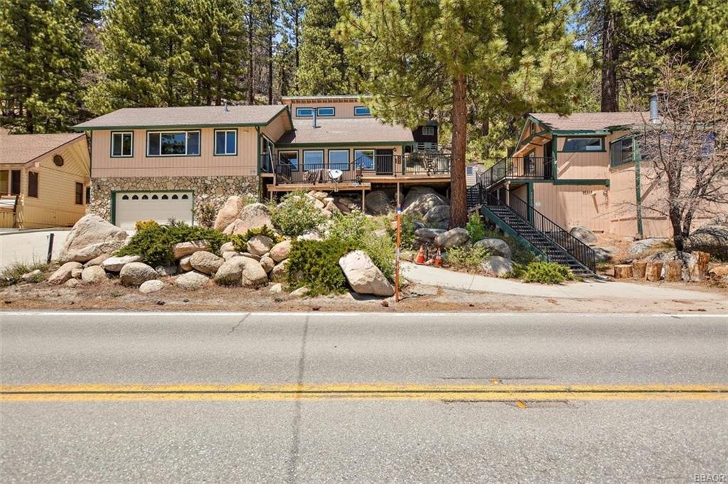 38710 N Shore Drive Property Photo - Fawnskin, CA real estate listing