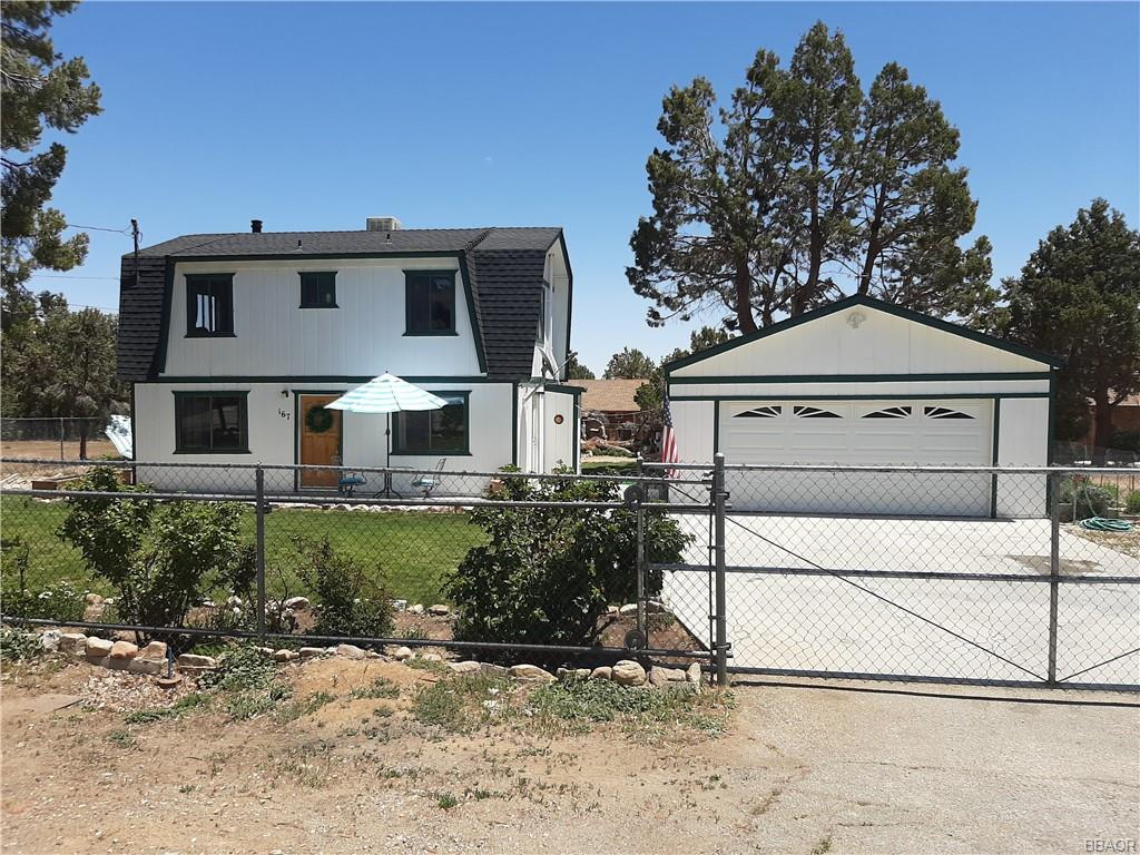 167 Dixie Lee Lane Property Photo - Sugarloaf, CA real estate listing