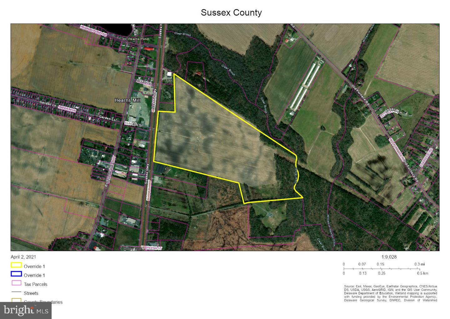 0 E Route 13 Highway Property Photo