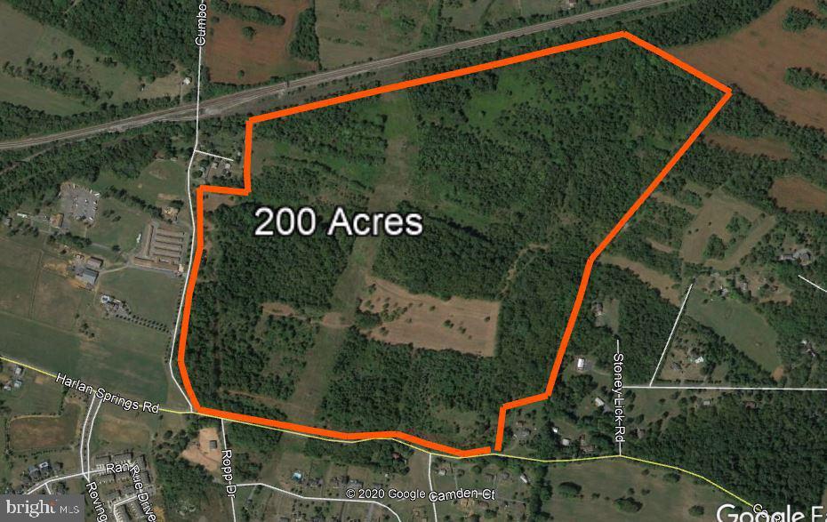 2435 Harlan Springs Road Property Photo