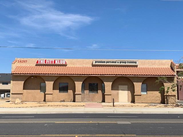 14297 Amargosa Road Property Photo