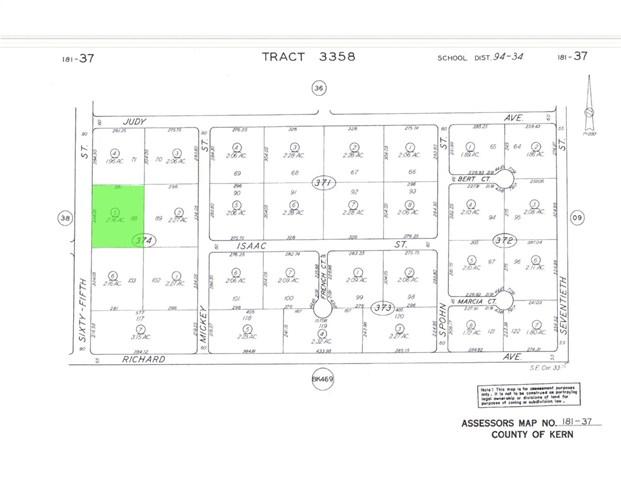 0 181-374-05-00-1 Issac Avenue Property Photo
