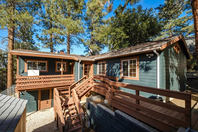 5195 Lone Pine Canyon Road Property Photo - Wrightwood, CA real estate listing