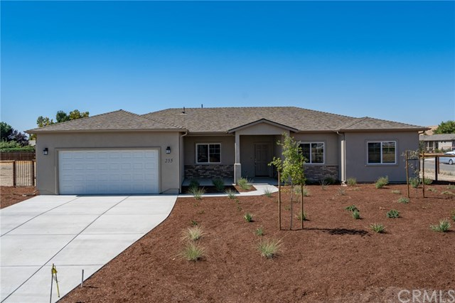 805 Sagitta Way Property Photo - Shandon, CA real estate listing