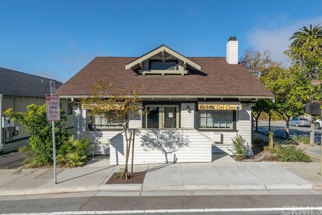 857 Santa Rosa Street Property Photo - San Luis Obispo, CA real estate listing