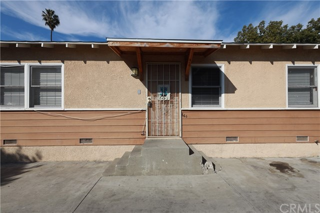 665 N Towne Avenue Property Photo