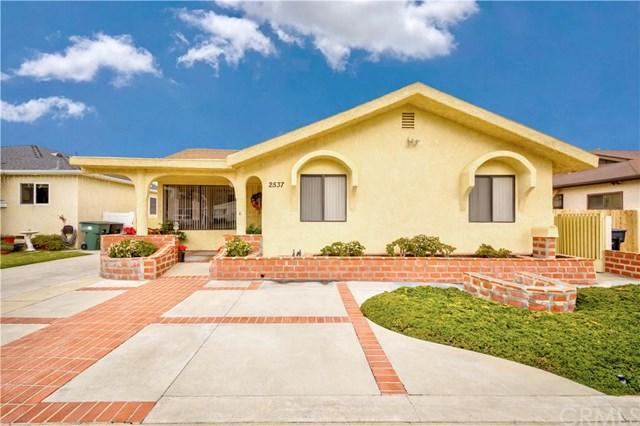 2537 Sierra Street Property Photo
