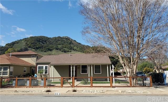 353 Lincoln Street Property Photo - San Luis Obispo, CA real estate listing