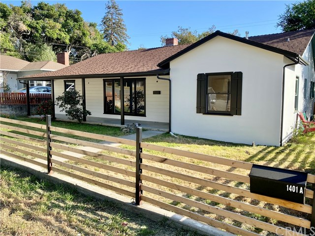 1401 Cazadero Street Property Photo