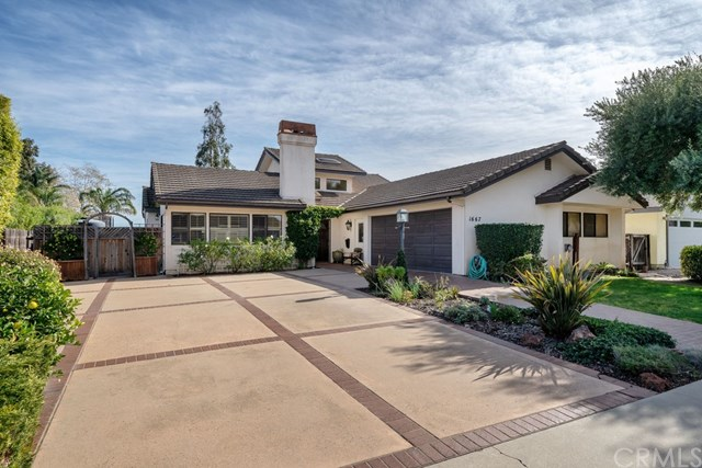 1667 Quail Drive Property Photo - San Luis Obispo, CA real estate listing