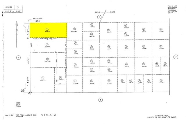 55 St. East And Ave. K-4 Property Photo