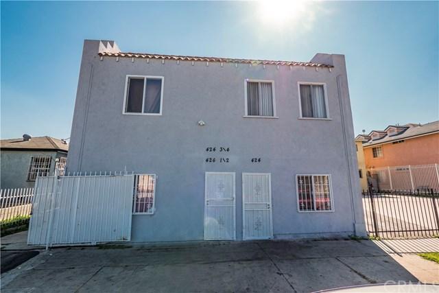 424 W 108th Street Property Photo