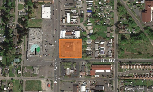 9825 Pacific Ave Property Photo - Tacoma, WA real estate listing