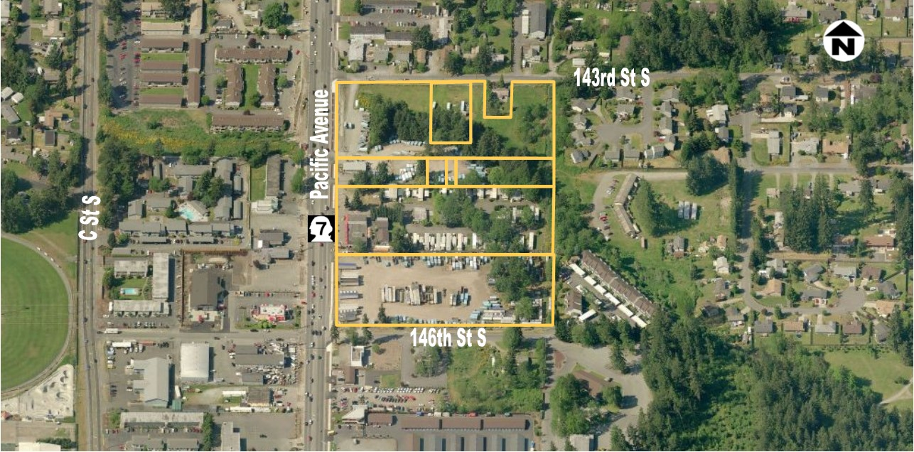 14401 Pacific Ave Property Photo - Tacoma, WA real estate listing