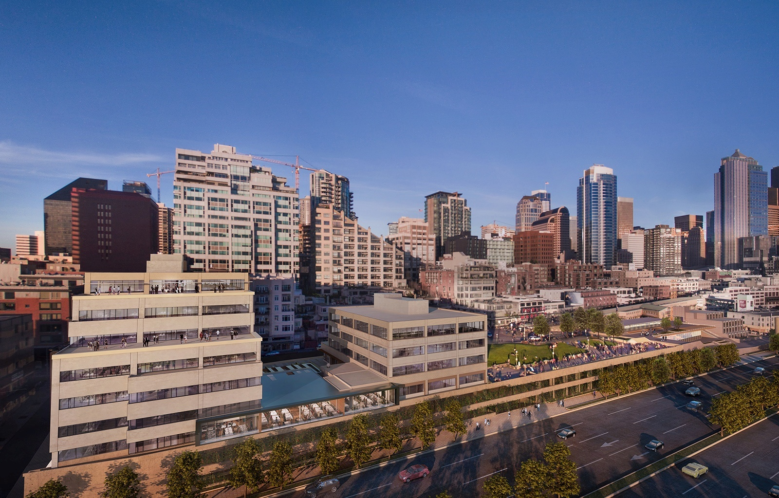 2001 Western Ave #Suite B Property Photo - Seattle, WA real estate listing