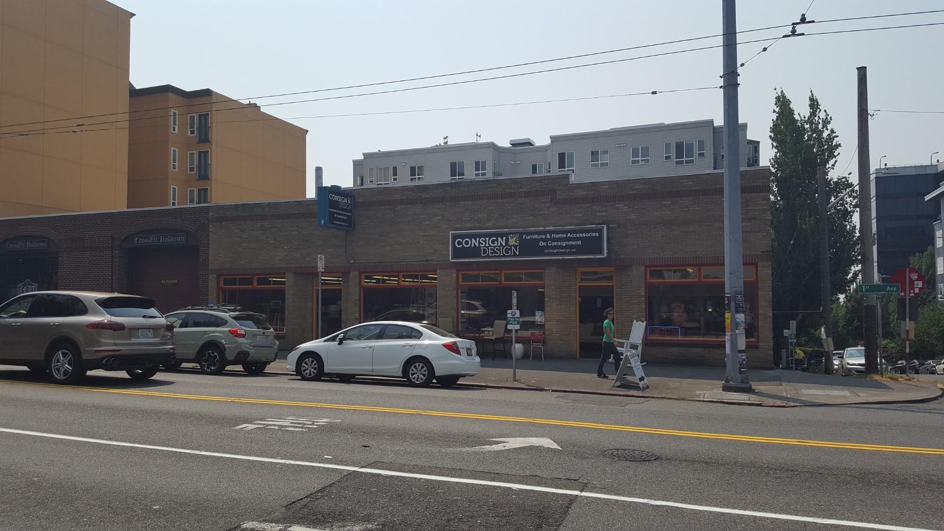 3025 1st Ave #3035 Warehouse Property Photo - Seattle, WA real estate listing