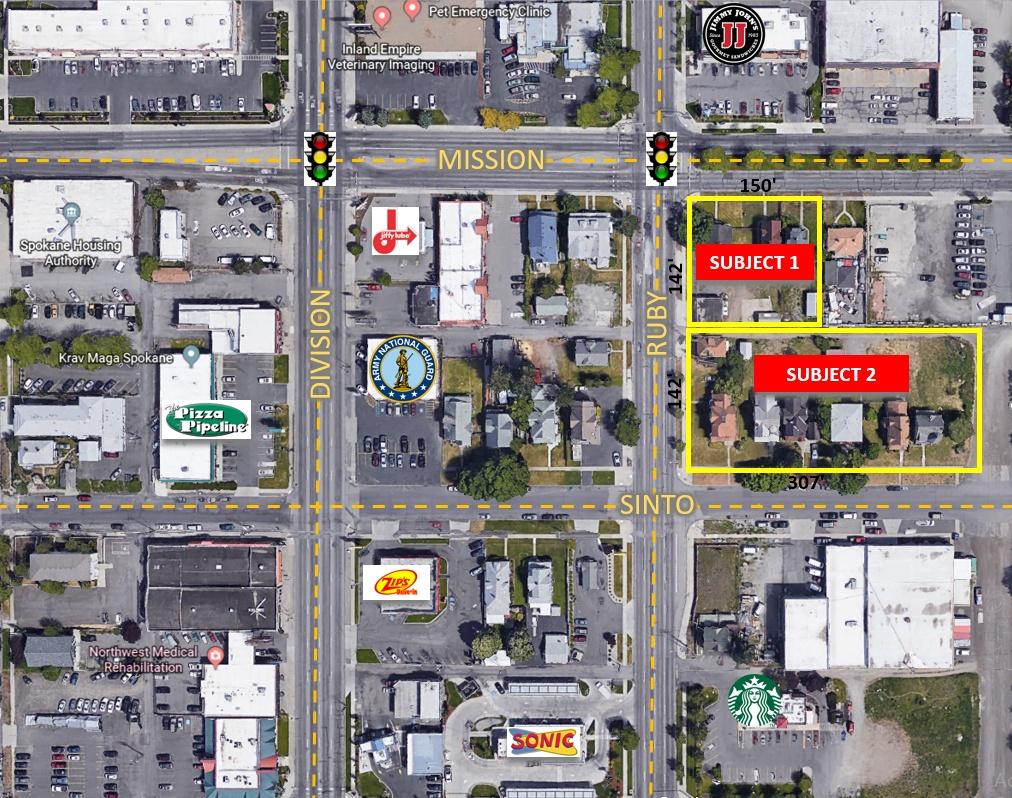 104 E Mission Property Photo - Spokane, WA real estate listing