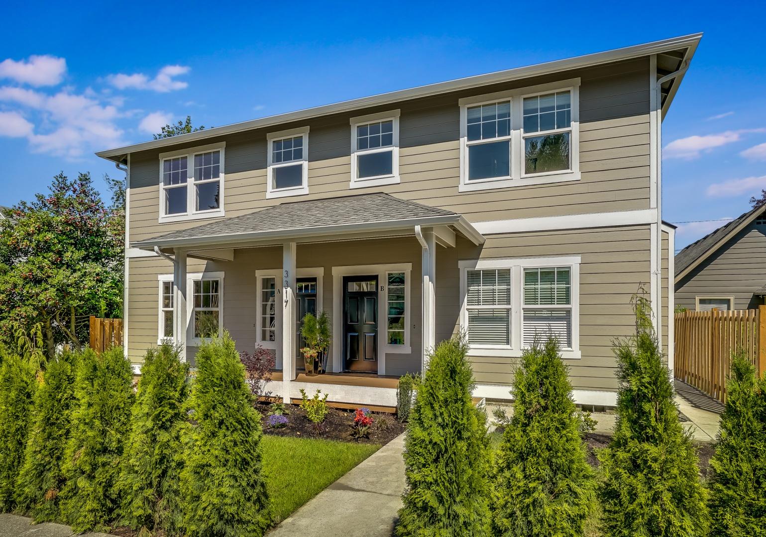 3814 Hoyt Ave Property Photo