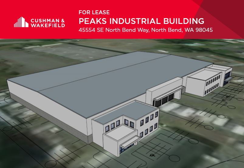 45554 SE North Bend Way Property Photo - North Bend, WA real estate listing