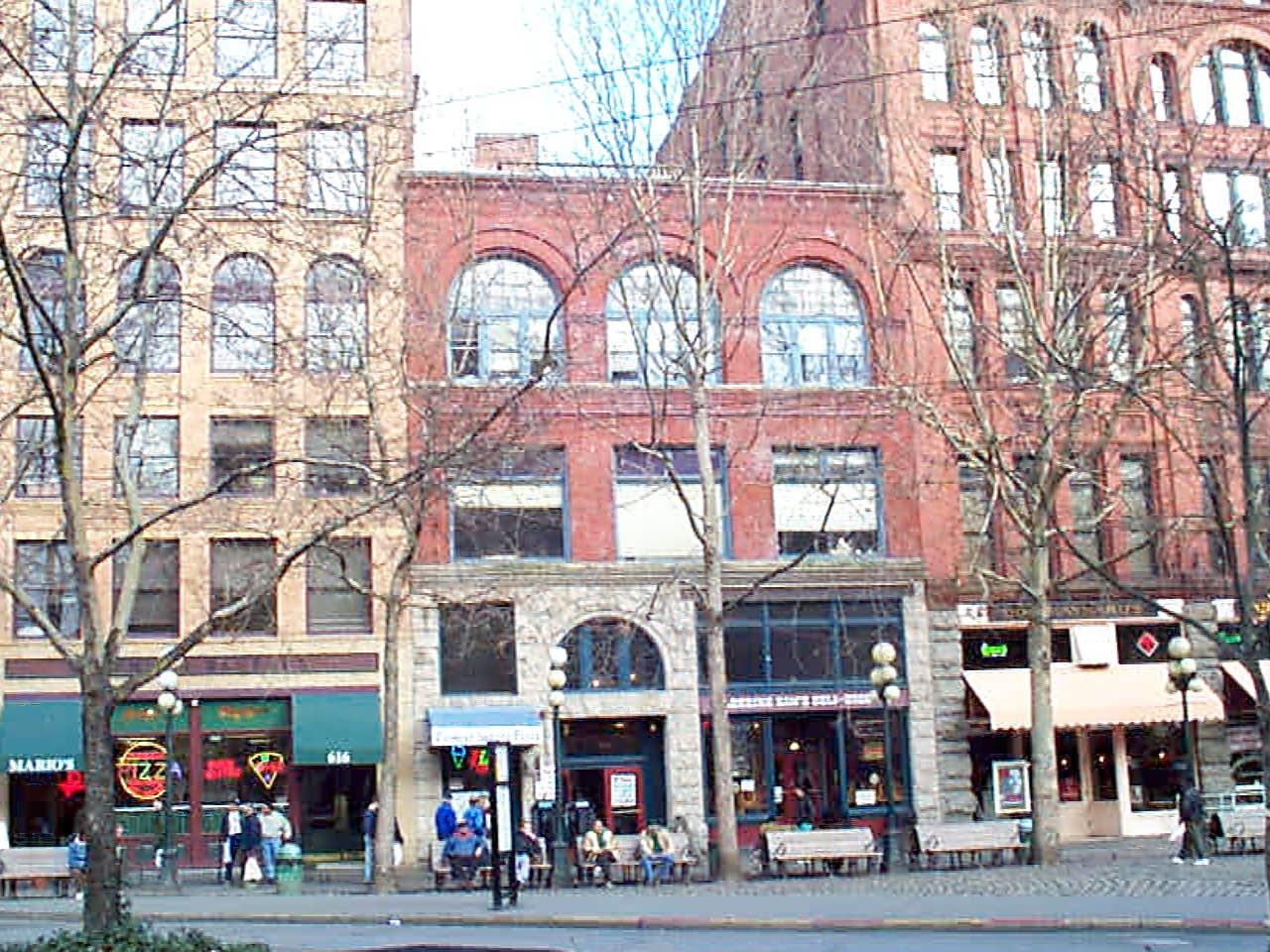 612 1st Ave Property Photo - Seattle, WA real estate listing