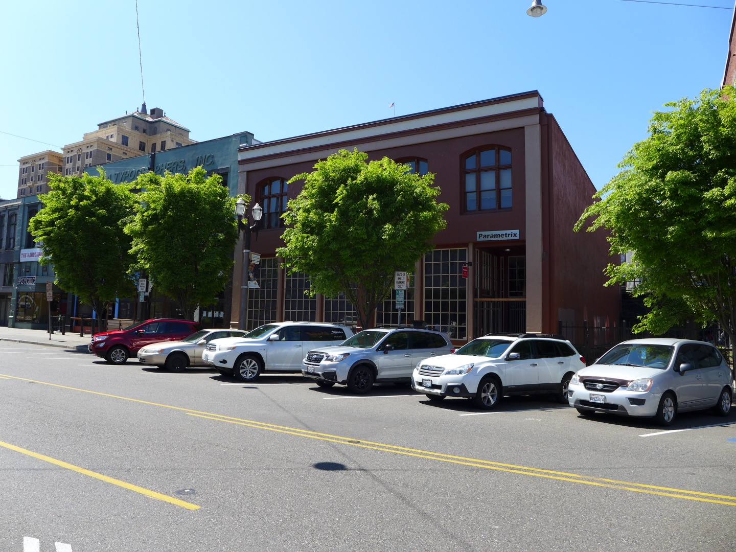 710 Pacific Ave #Second Floor Suite Property Photo - Tacoma, WA real estate listing