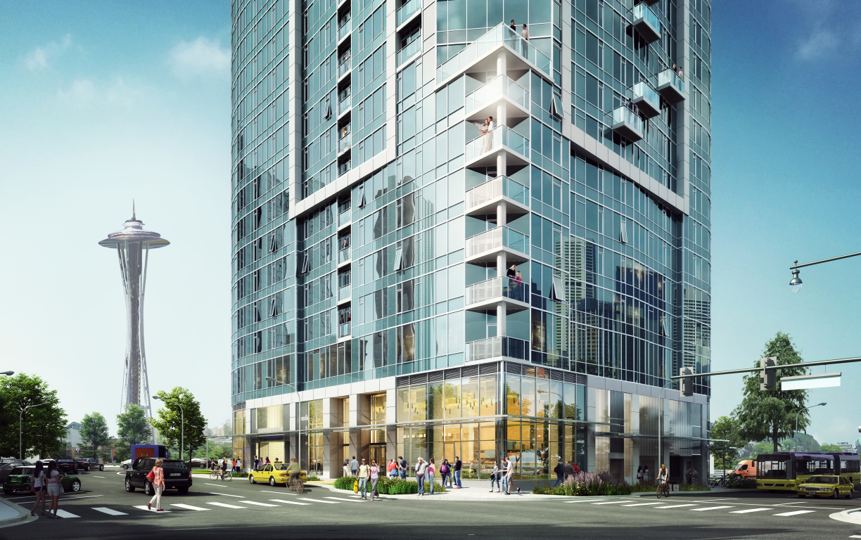 600 Wall St Property Photo - Seattle, WA real estate listing
