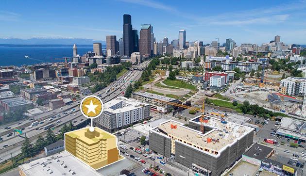 1005 S King St Property Photo - Seattle, WA real estate listing