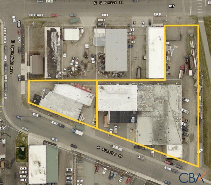 711 N Superior Property Photo - Spokane, WA real estate listing