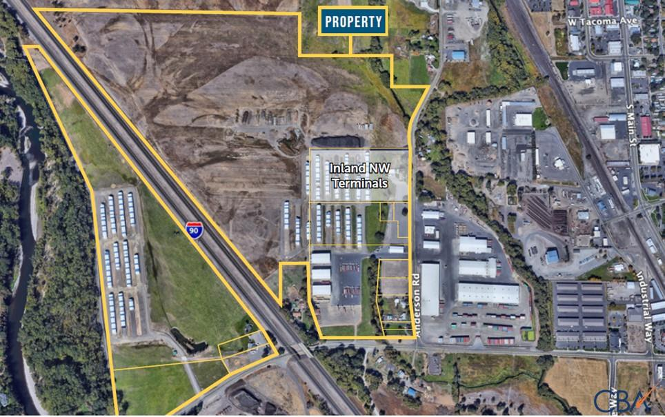 0 Anderson Rd & Interstate 90 Property Photo