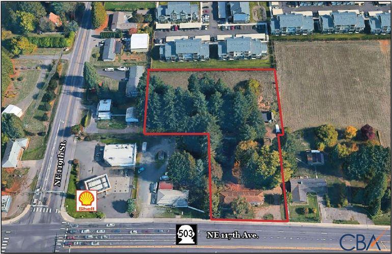 11715 Ne 117th Ave (hwy 503) Property Photo